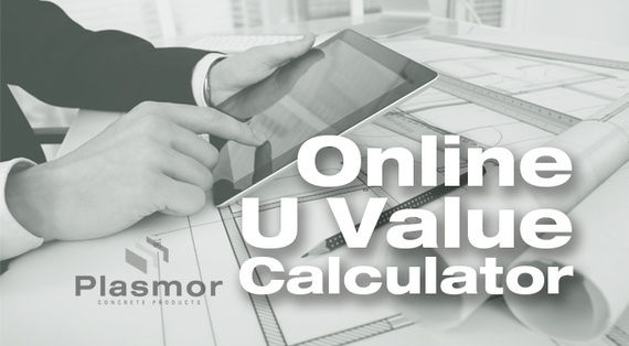 Online Plasmor U Value Calculator